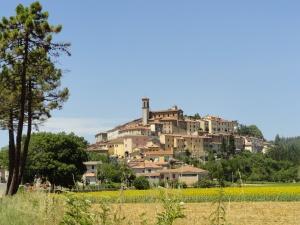 Monterchi, Toscana, Italia