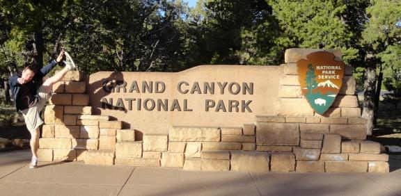 Grand Canyon National Park, AZ - April 2012
