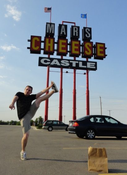 Mars Cheese Castle, Kenosha, WI - June 2012