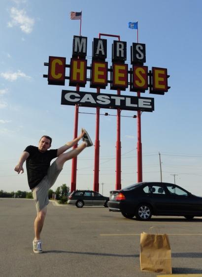 Mars Cheese Castle, Kenosha, WI - June 2012