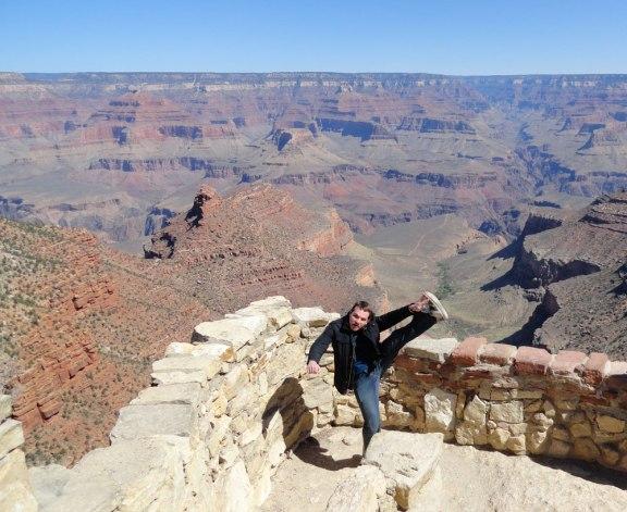 Lookout Studio, Grand Canyon National Park - April 2012