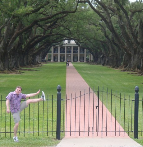 Oak Alley Plantation, Vacherie, LA - April 2011