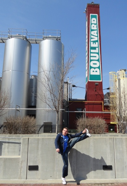 Boulevard Brewing Co., Kansas City, MO - March 2013