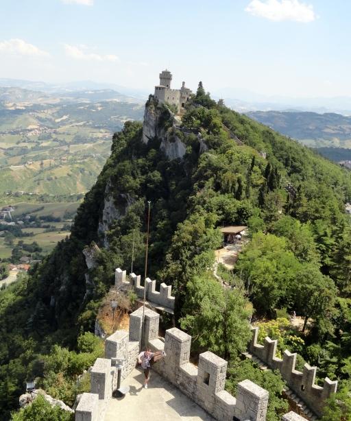 San Marino - July 2012