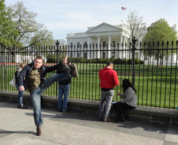 White House, Washington, DC - April 2014