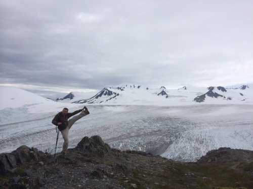 Harding Icefield Trail, Kenai Fjords National Park, AK - July 2014