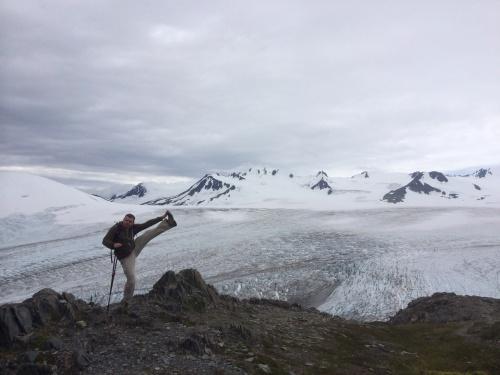 Harding Icefield Trail, Kenai Fjords National Park, AK - July 2014