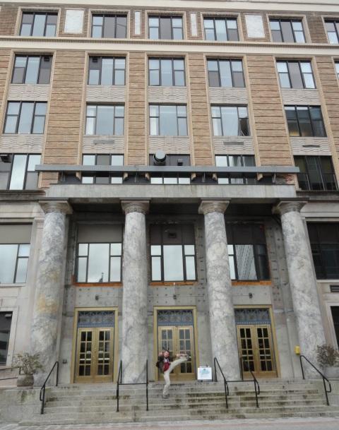 Alaska State Capitol, Juneau, AK - August 2014