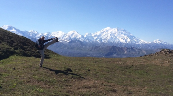 Mt. McKinley, Denali National Park, AK - July 2014