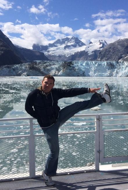 Johns Hopkins Glacier, Glacier Bay National Park, AK - August 2014