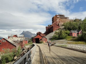 Kennecott mill town.
