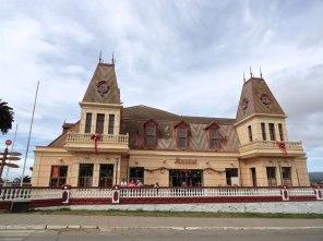 Centro Cultural Agustín Ross in Pichilemu.