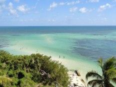 Bahia Honda State Park beach.