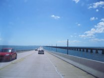 Seven Mile Bridge is the longest of the 42 bridges that make up the Overseas Highway from Key Largo to Key West.