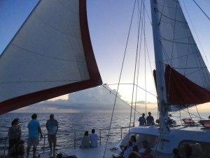 Sunset Sail.