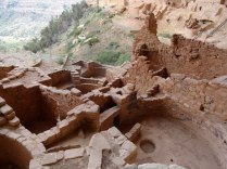 Long House is located on the distant Wetherill Mesa section of Mesa Verde and provides a different, less traveled experience.