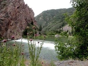 Gunnison Diversion Dam