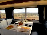 Amtrak Southwest Chief Dining Car