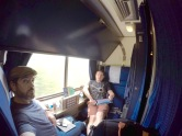 Amtrak Southwest Chief Roomette