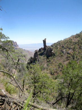 Big Bend Boot Canyon