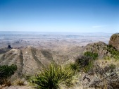 Big Bend South Rim View