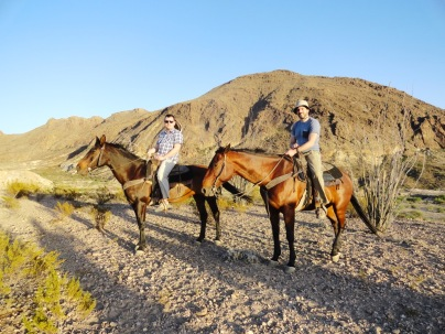 Big Bend Stables Sunset Ride