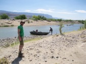 Boquillas Mexico Border Crossing