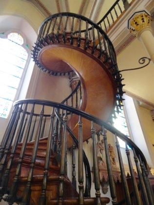 Miraculous Stairs Santa Fe