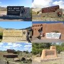 National Park Entrance Signs