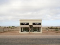 Prada Marfa High Kick