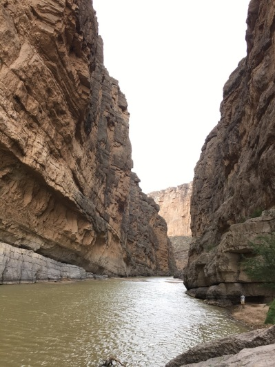 Big Bend Santa Elena Canyon