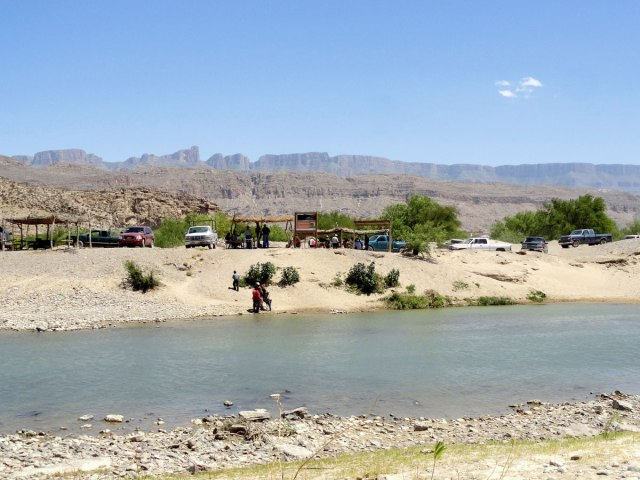Boquillas-Crossing
