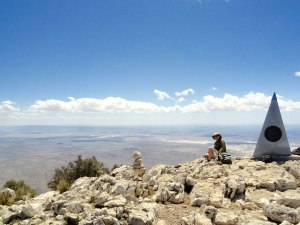 Guadalupe-summit