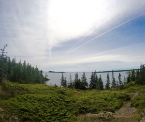 Rock Harbor Trail Isle Royale