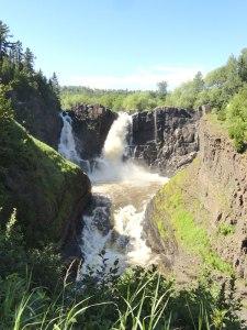 High Falls Pigeon River