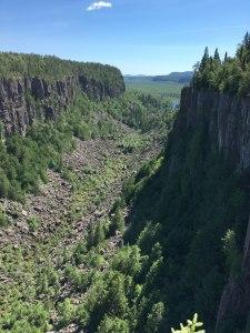 Ouimet Canyon Ontario