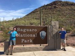 National Park #44, just outside of Tucson, Arizona.