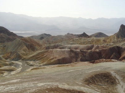 Entering Death Valley National Park is like entering another world.
