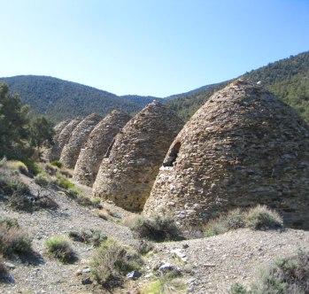 charcoal-kilns