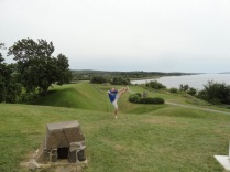 Fort Anne protected the harbor of Annapolis Royal and later became one of the first National Historic Sites of Canada