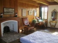 We spent the night in the Lartigue House, which was much more posh than we were expecting.