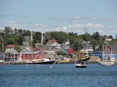 The vast majority of Lunenburg's old town is original, making it a UNESCO World Heritage Site.