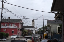 Free Tours By Foot offers walking tours in many European and American cities. (You pay your guide what you feel the tour was worth or what you can afford). Our guide, Sandy, took us through the Treme neighborhood, it was fantastic.
