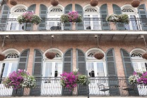 You could spend days photographing just the balconies of the French Quarter