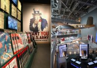 The World War II Museum is enormous. Plan on spending an entire day there.