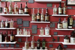 The Museum of the American Cocktail tells the history of booze in the US. Many famous cocktails were invented in New Orleans, including the Sazerac, Vieux Carre, Pimm's Cup and Ramos Gin Fizz.