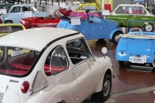 The Lane Motor Museum in Nashville has a great collection ranging from classic to obscure.