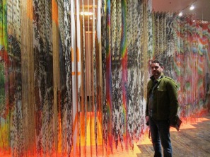 The level of intricacy in Nick Cave's exhibit kind of blew our minds.