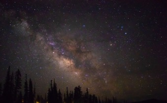 The Milky Way comes into view!