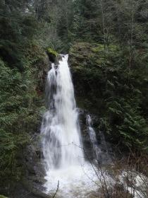 Langdale Falls.